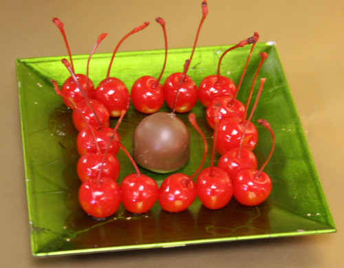 Chocolate Dipped Cherries