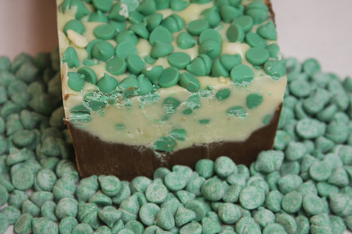 Mint-Meltaway Fudge