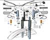 Lazer 5 Steering Stem Bearings
