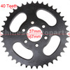 428 40 Tooth Rear Sprocket 150 200 250