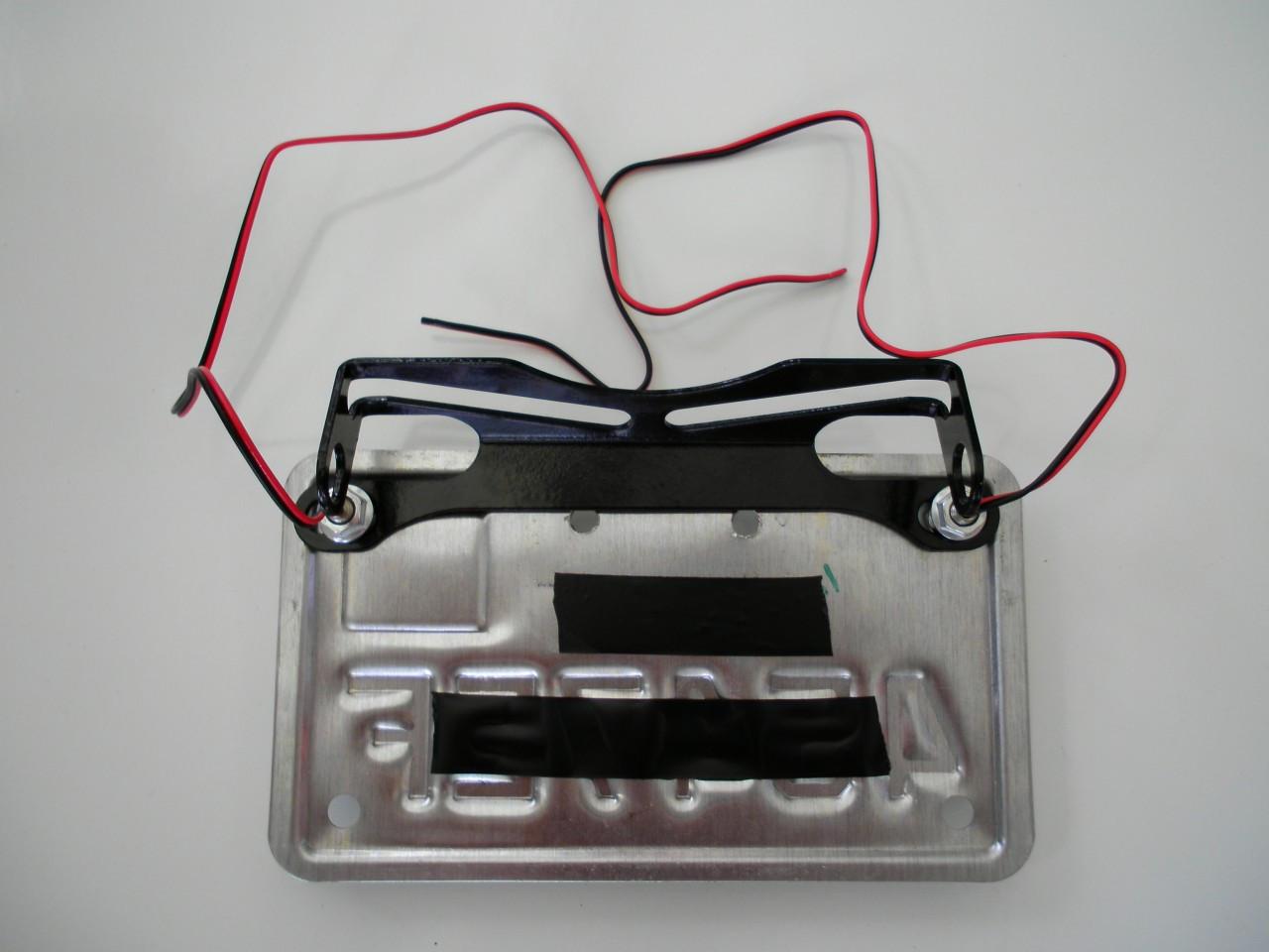 Hyosung Atk Fender Eliminator Kit United Motors Kasinski 2005 Gt 650 Wiring Diagram