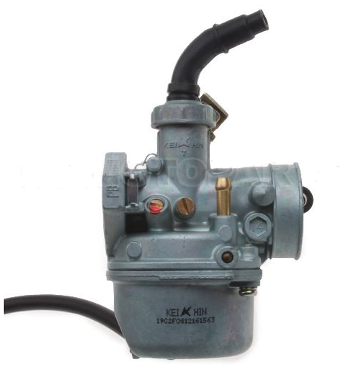 Keihin Tuneable Taotao Coolster GoKart Carburetor Upgrade w/choke cable  mount