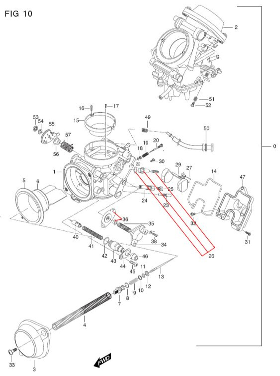 Diaphrarm For Slide On Hyosung Gt650r Gt650 Gv650 Whygostock Com