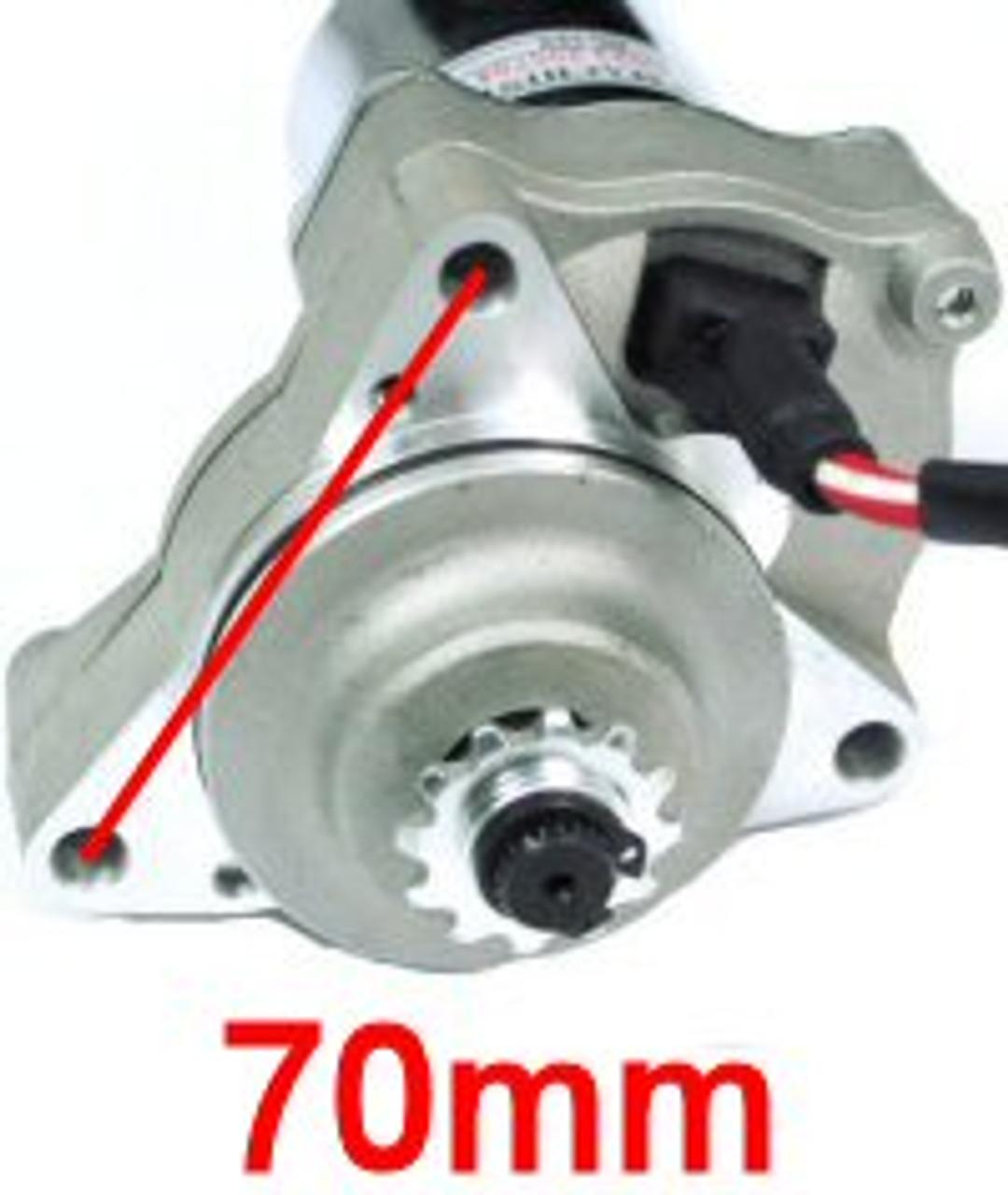 Starter Taotao 110 125 Starting Motor