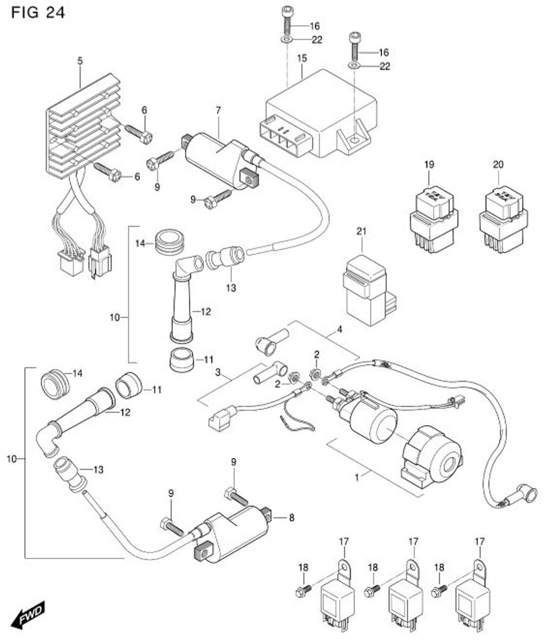 Hyosung Gt250 Wiring Diagram