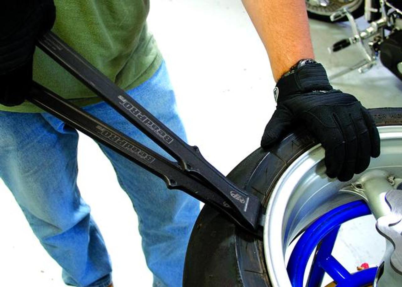 BeadPro Bead Breaker Tire Iron Set (Forged Steel)