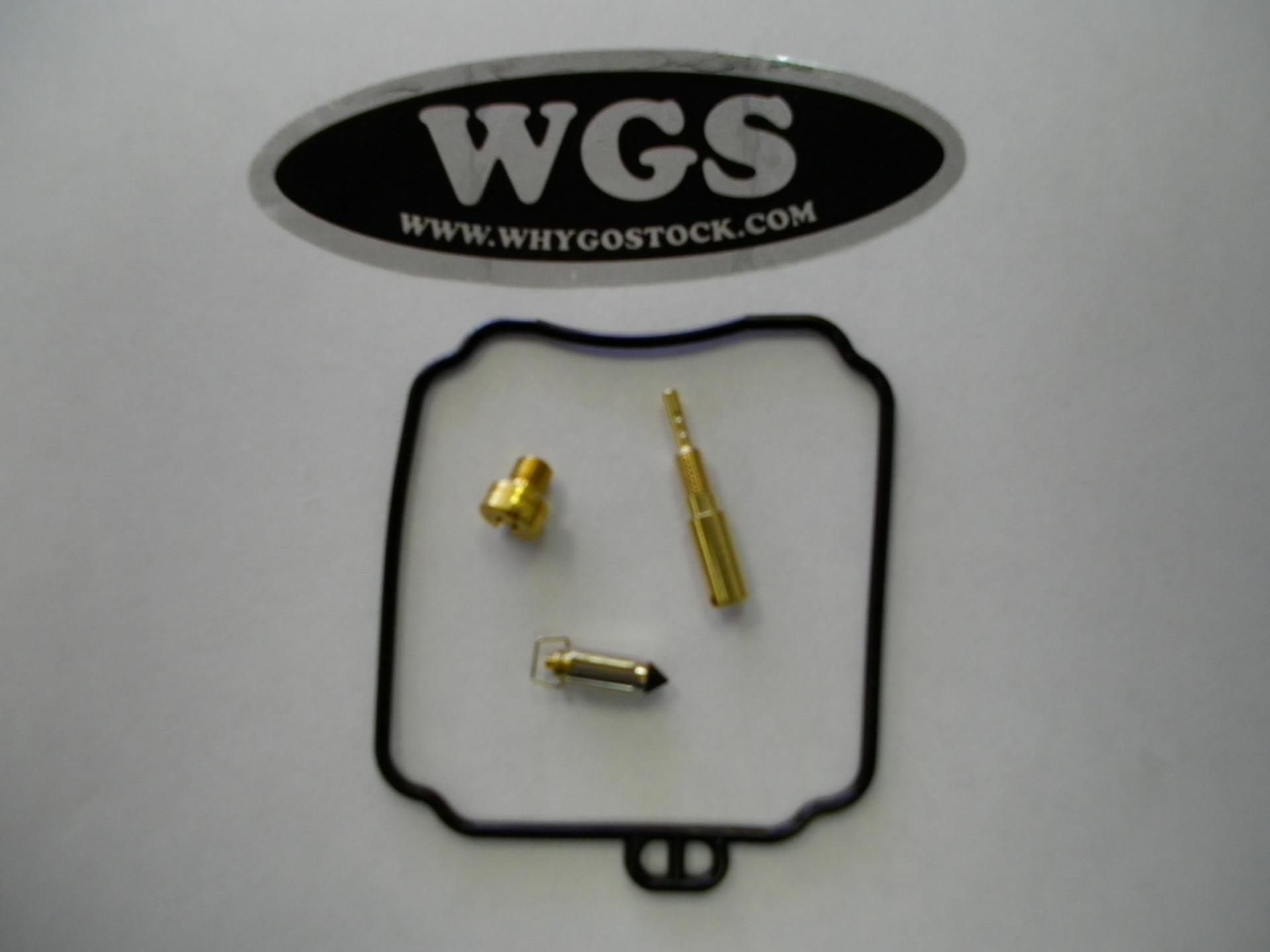 Carburetor Repair Kit (2 Kits) Hyosung GT250 GT250R GT250
