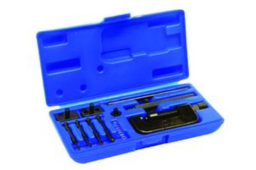 Chain Breaker & Riveting Tool with Press Plates - Motion Pro