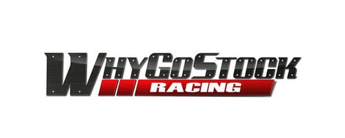 Whygostock Racing Decal