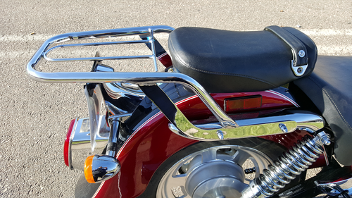 Windshield - Motorcycle -Johnny Pag, Qlink, CFMOTO, GV250