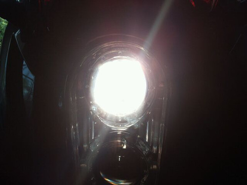 Headlight Bulbs - 6000K bright