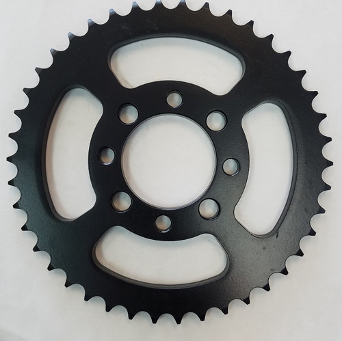 420 Taotao, Coolster and Apollo Rear Sprocket (Higher Quality) - 68mm mounting diameter