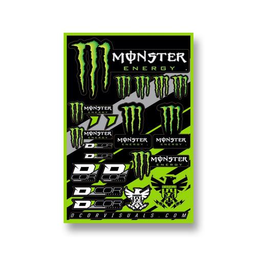 Monster Sticker Pack