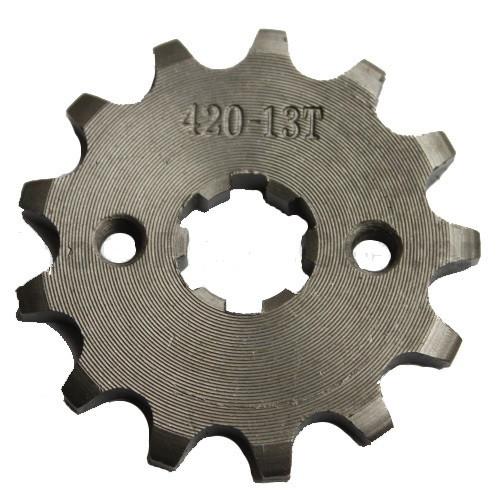 Taotao or SSR 420 Front Counter Sprocket (Lower / OEM Quality)