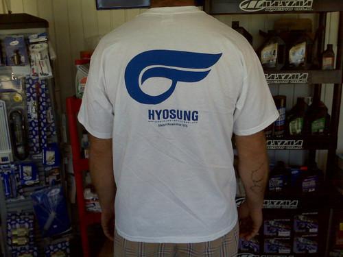 Hyosung T-Shirts