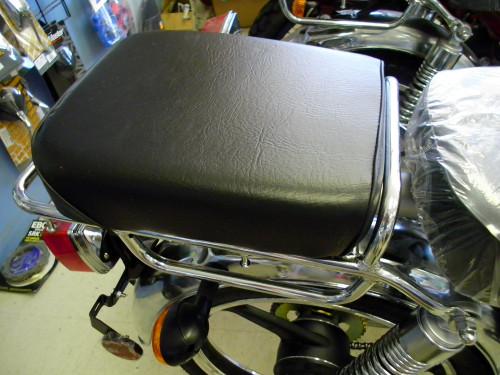 Lazer 5 SSR Rear Passenger Seat
