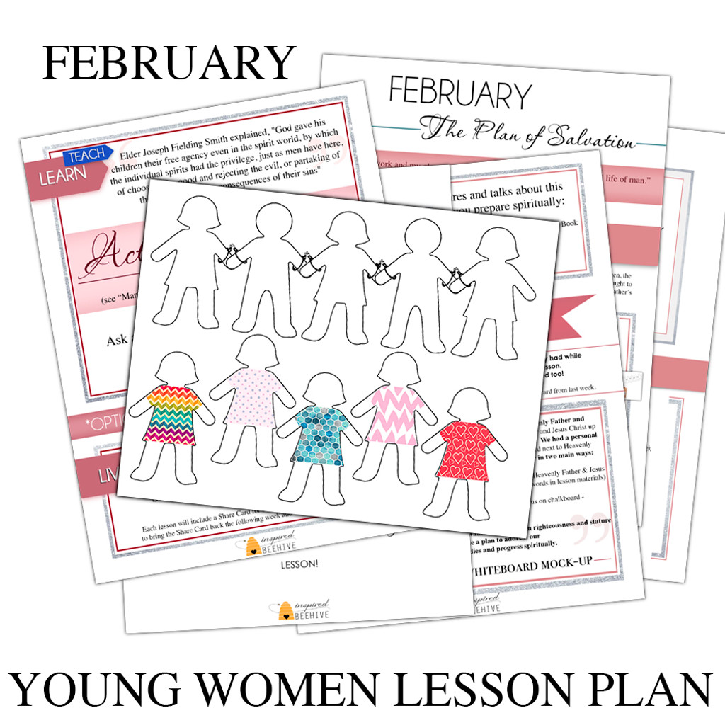 Young Women Lesson Plan Outline