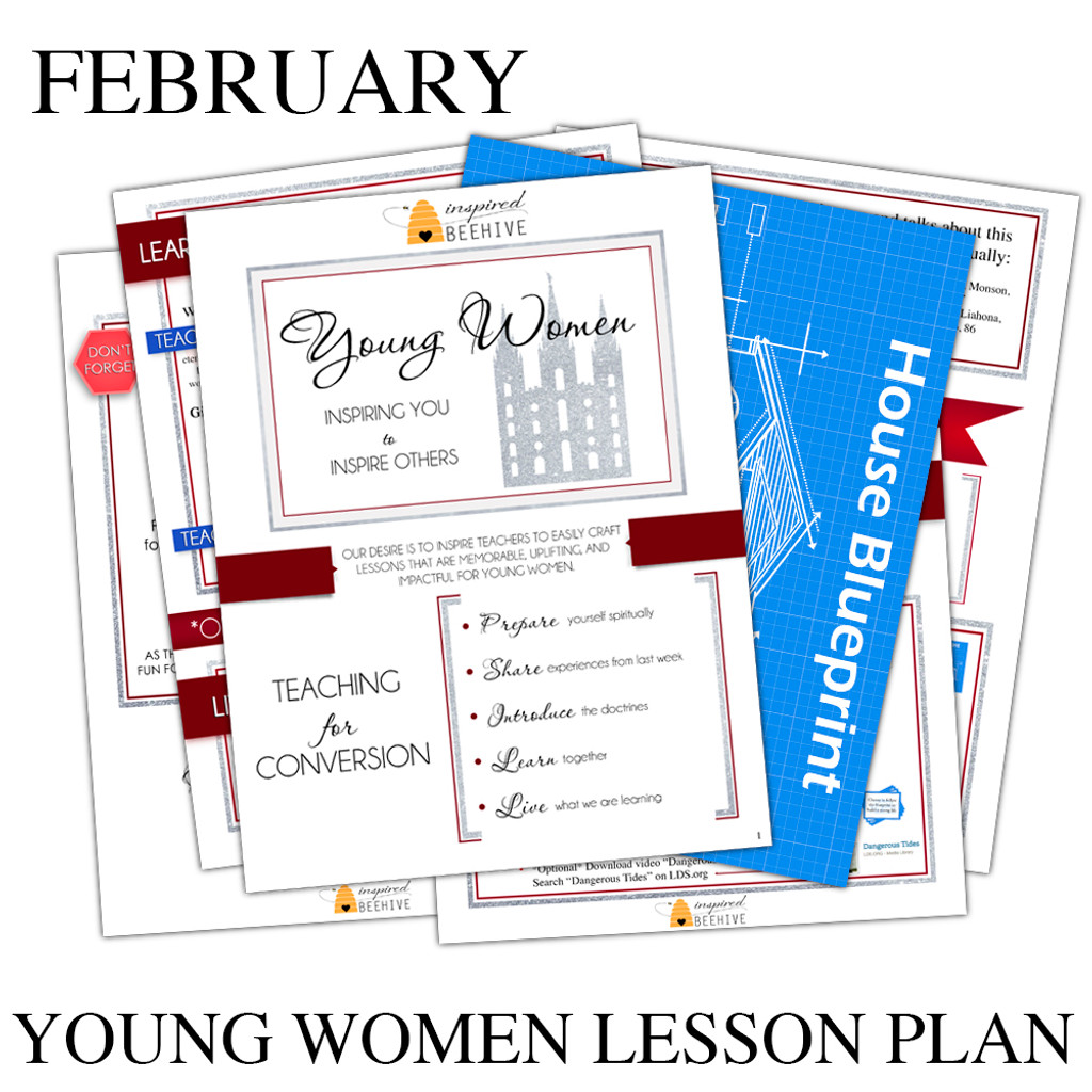 Come Follow Me Complete Lesson Plan for February