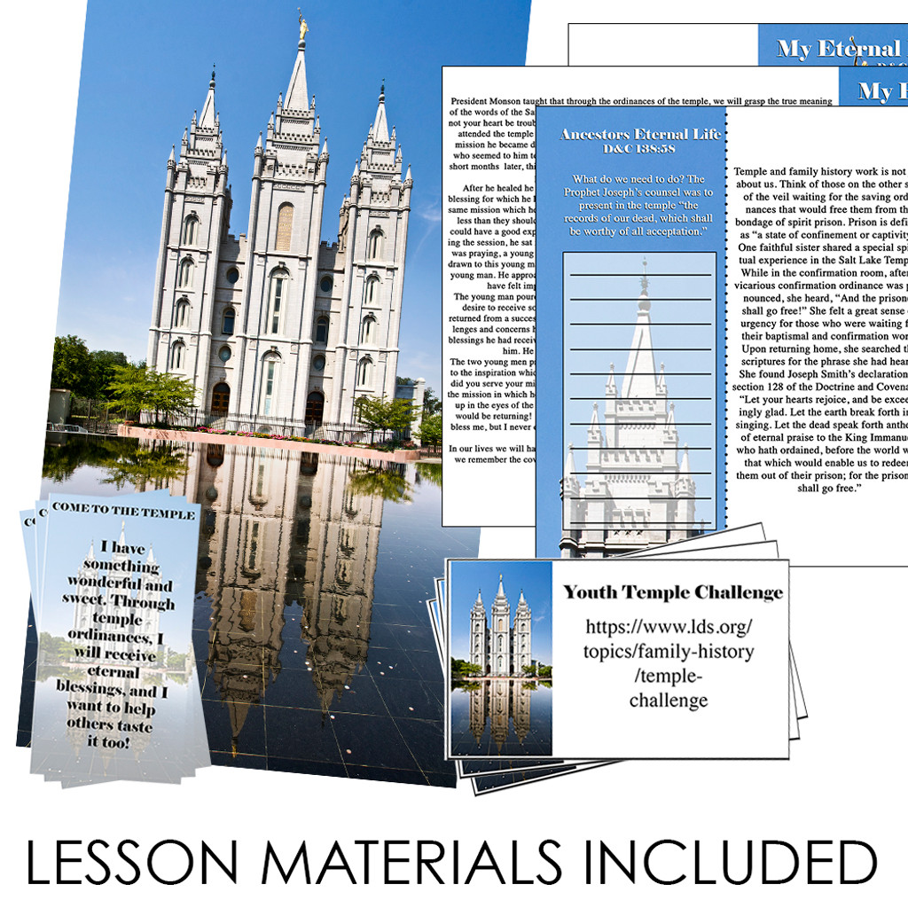 Why Are Temple Ordinances Important?