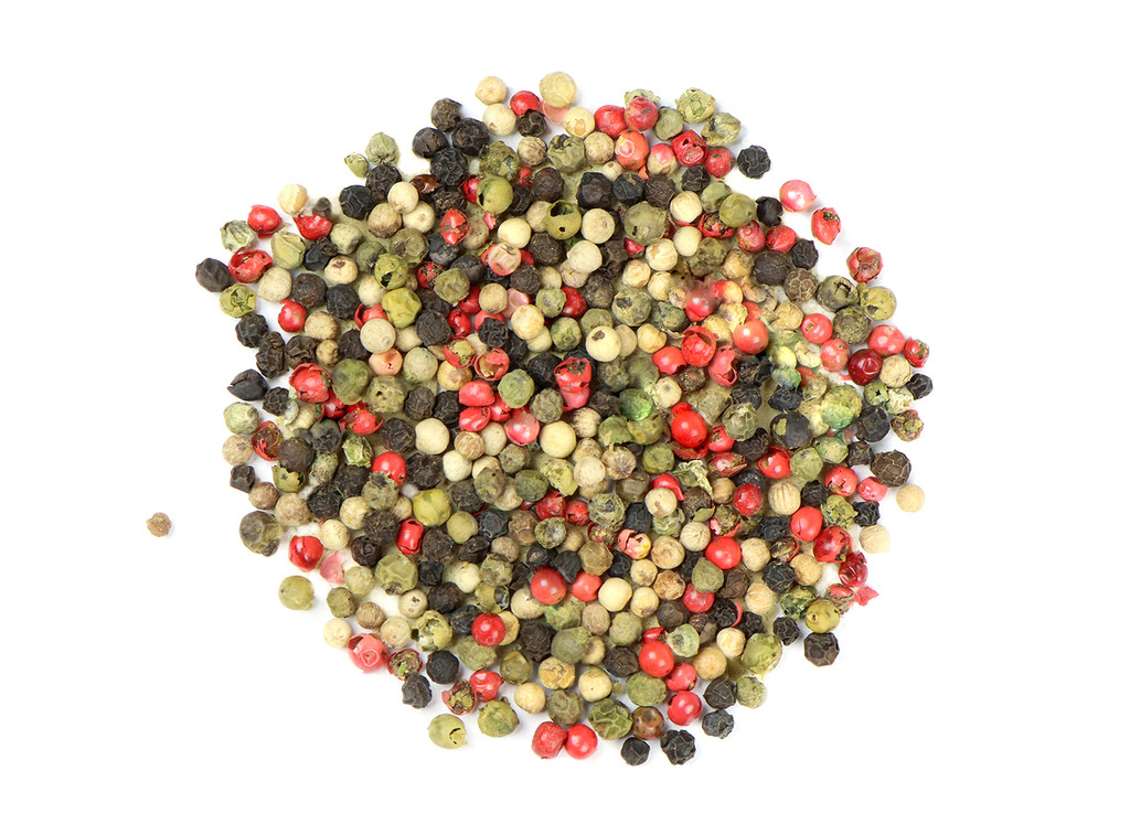 Organic Rainbow Peppercorns
