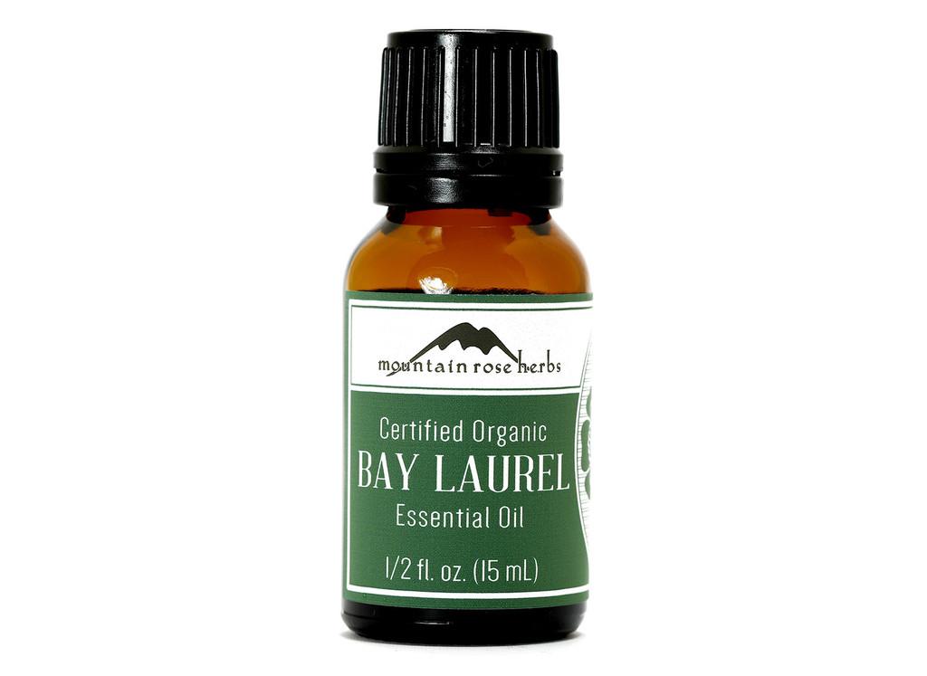 Organic Bay Laurel Essential Oil