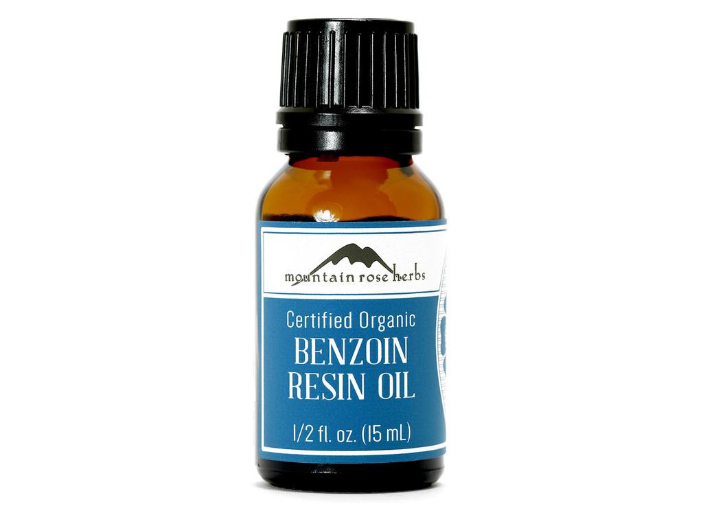 Organic Benzoin Resin Oil