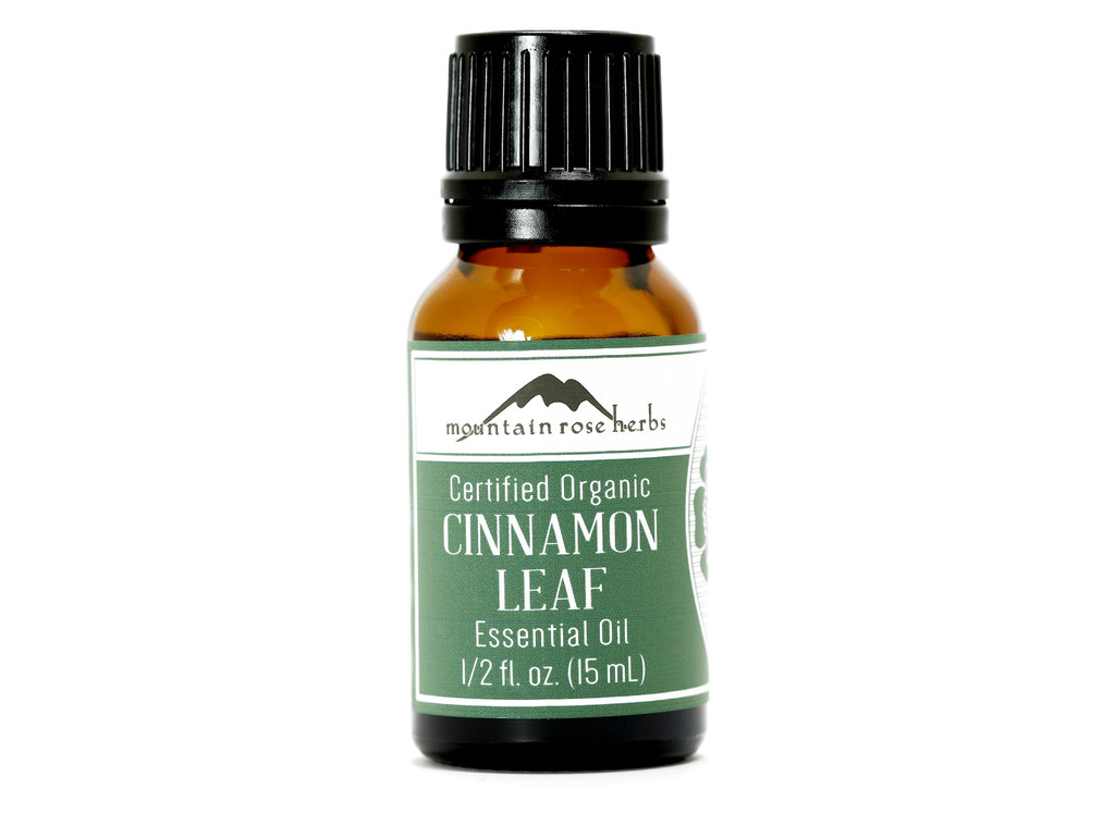 Organic Cinnamon Leaf Essential Oil
