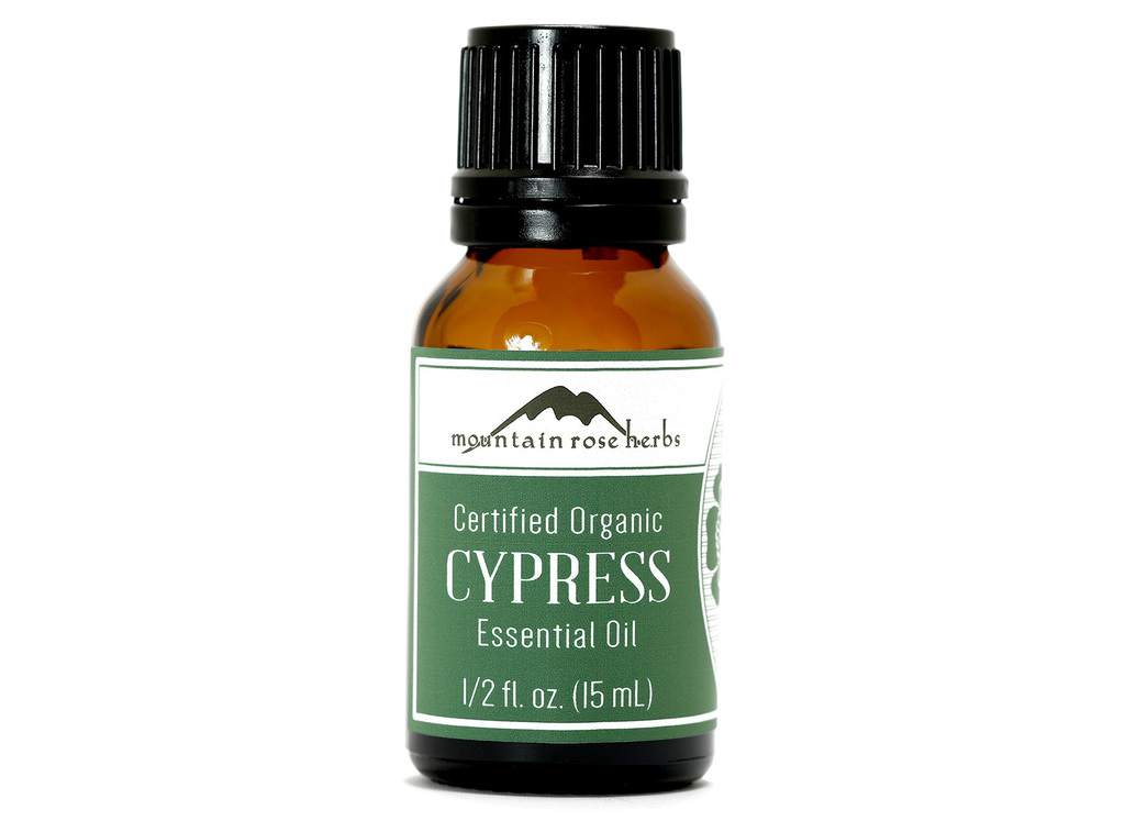 Organic Cypress Essential Oil
