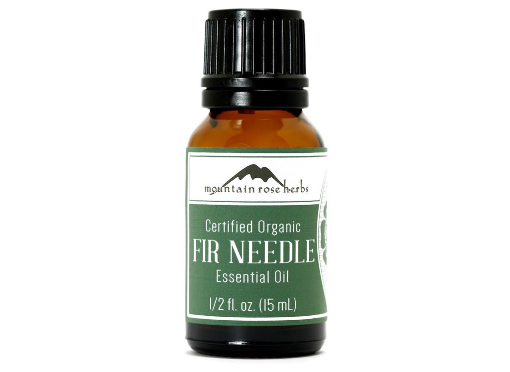 Organic Fir Needle Essential Oil