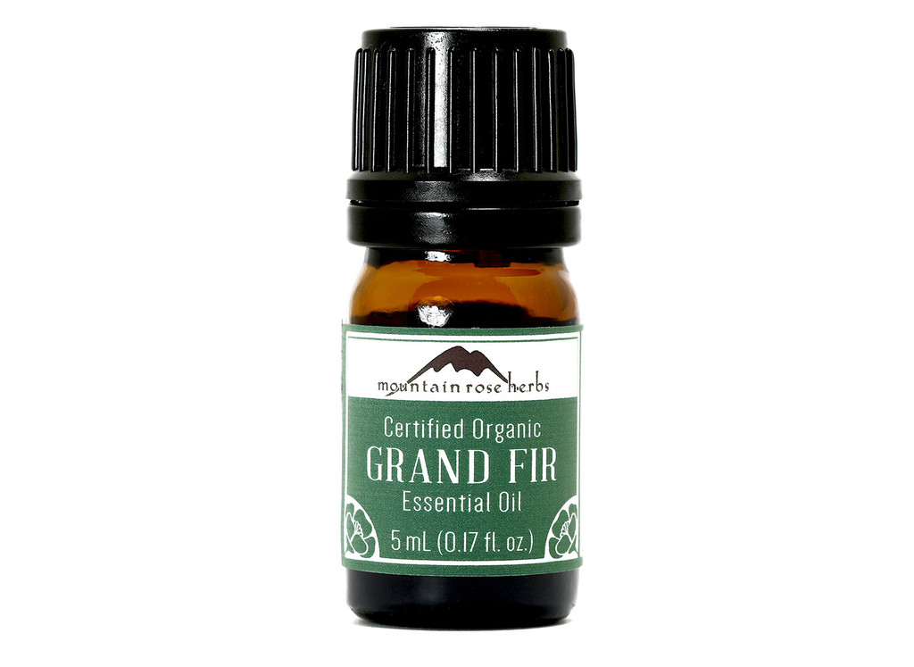 Organic Grand Fir Essential Oil