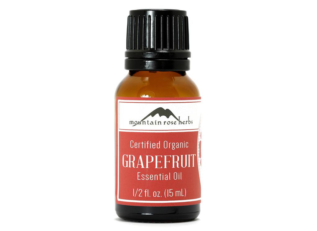 Organic Grapefruit Essential Oil