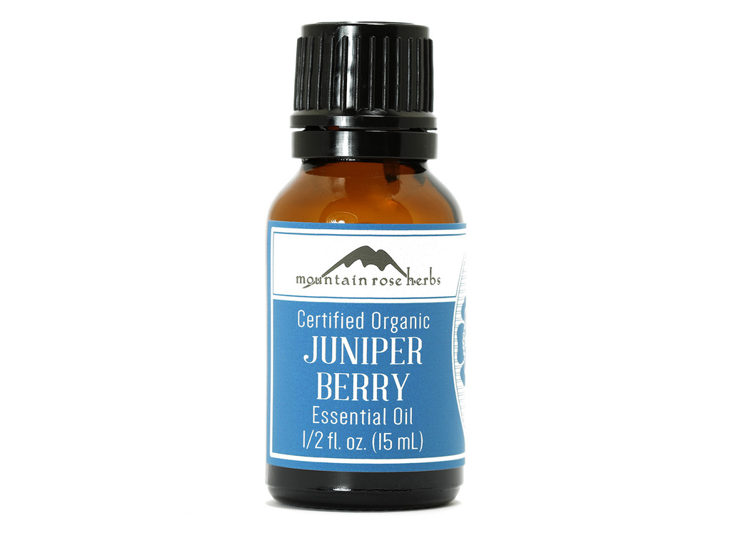 Organic Juniper Berry Essential Oil