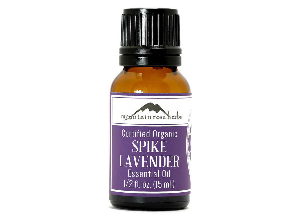 Organic Spike Lavender Essential Oil