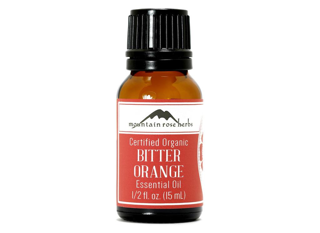 Organic Bitter Orange Essential Oil