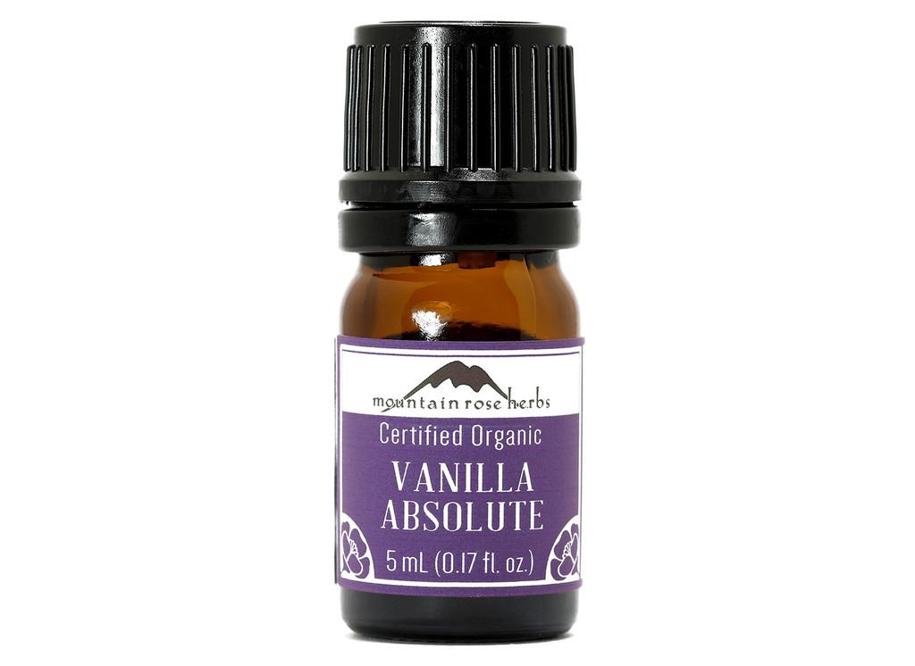 Organic Vanilla Absolute