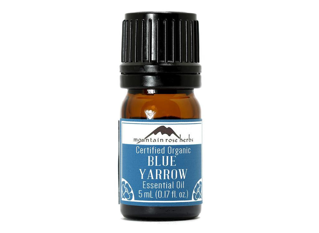 Organic Blue Yarrow Essential Oil