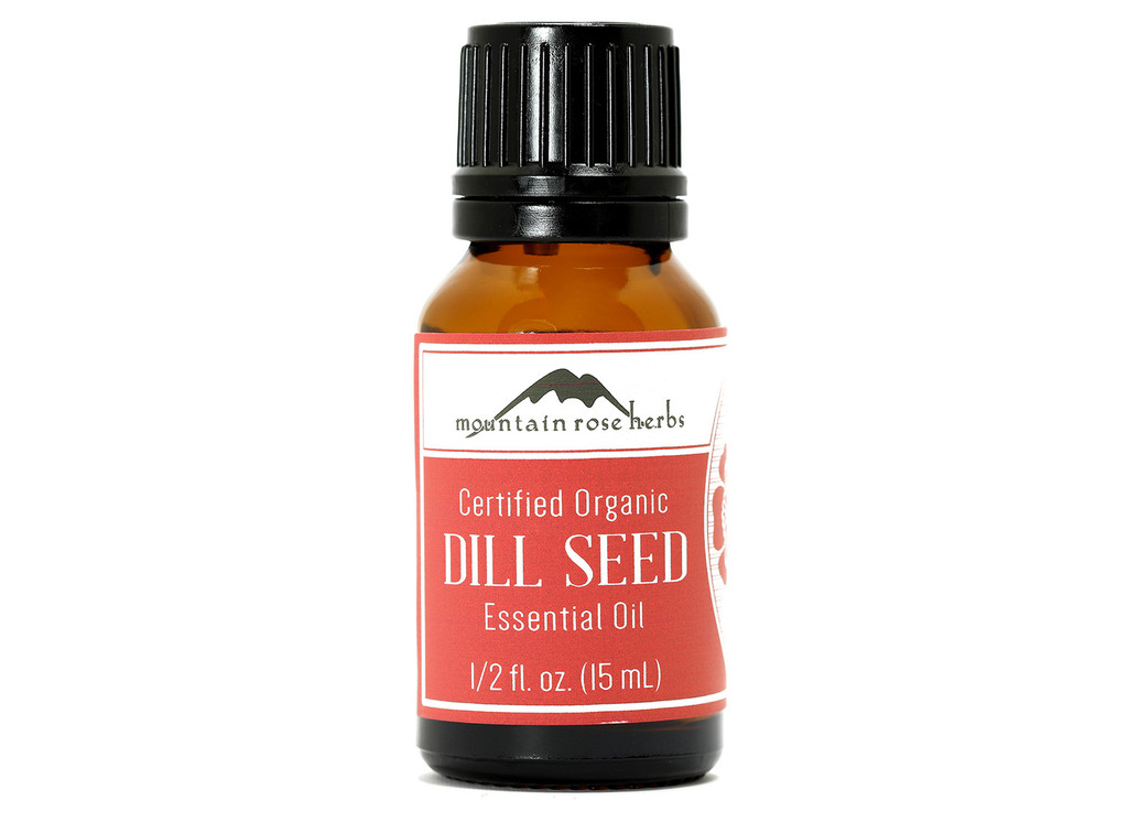 Organic Dill Seed Essential Oil