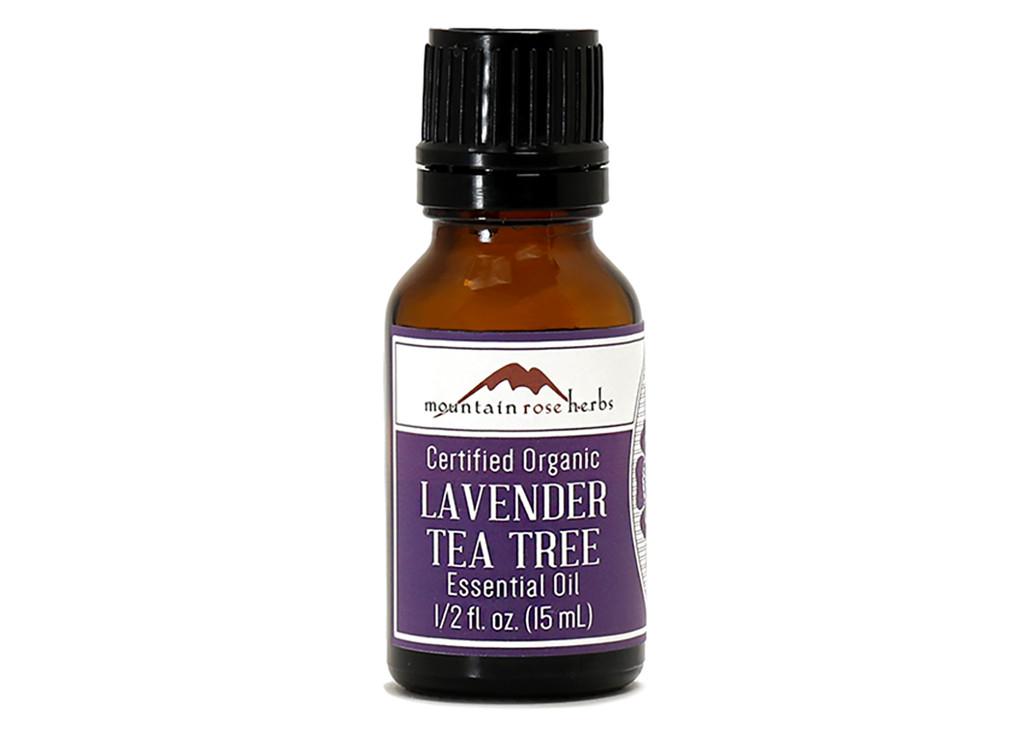 Organic Lavender Tea Tree Essential Oil