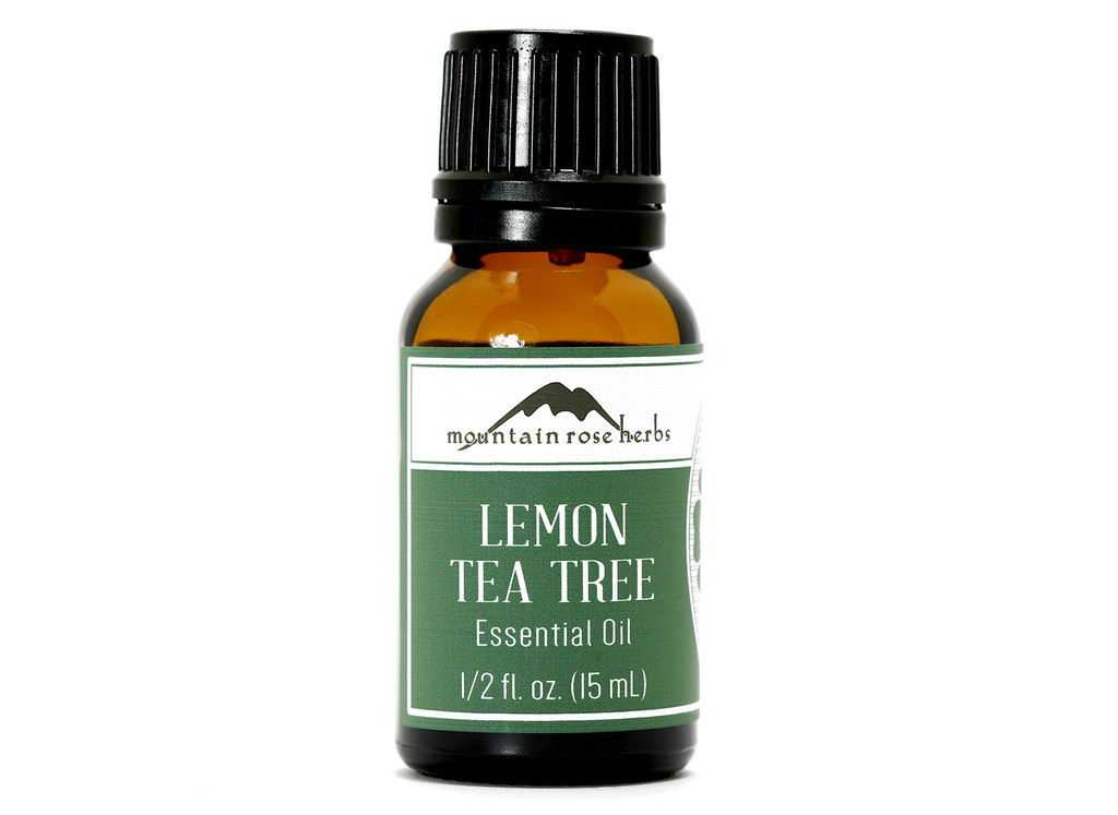 Lemon Tea Tree Essential Oil