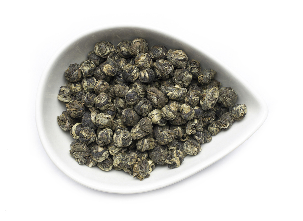 Organic Jasmine Pearls Tea