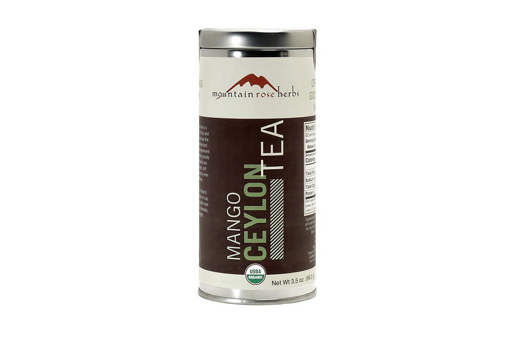 Organic Mango Ceylon Tea