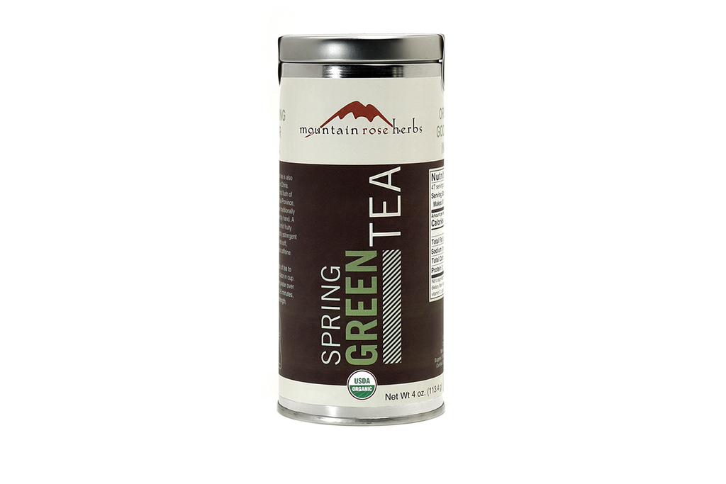 Organic Spring Green Tea