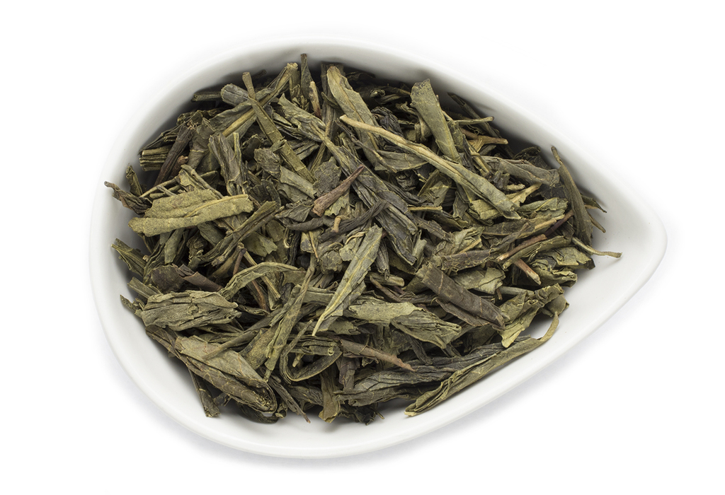 Organic Green Earl Grey Tea