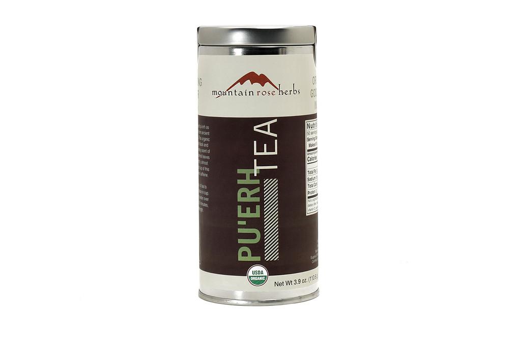 Organic Pu'erh Tea