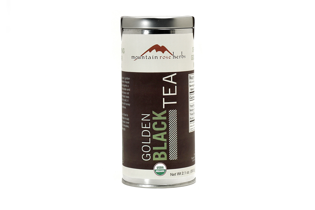 Organic Golden Black Tea