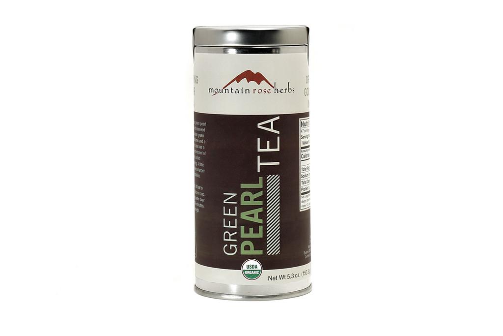 Organic Green Pearl Tea