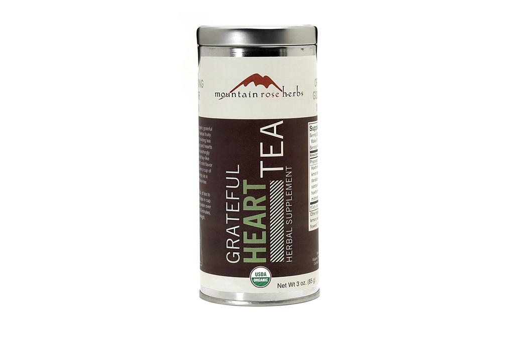 Organic Grateful Heart Tea