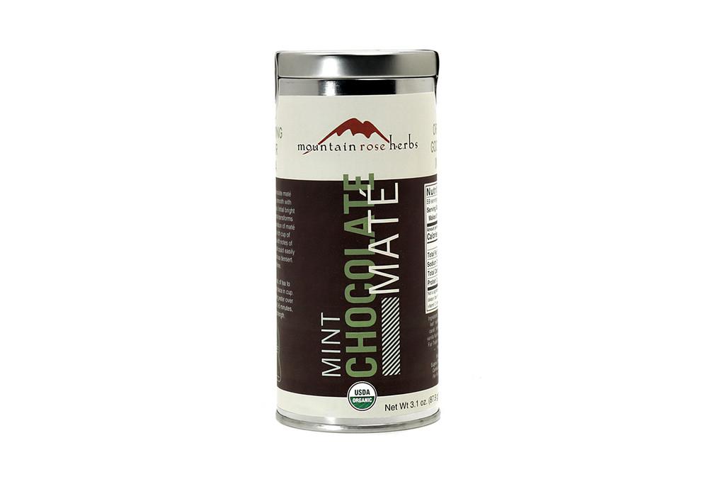 Organic Mint Chocolate Mate