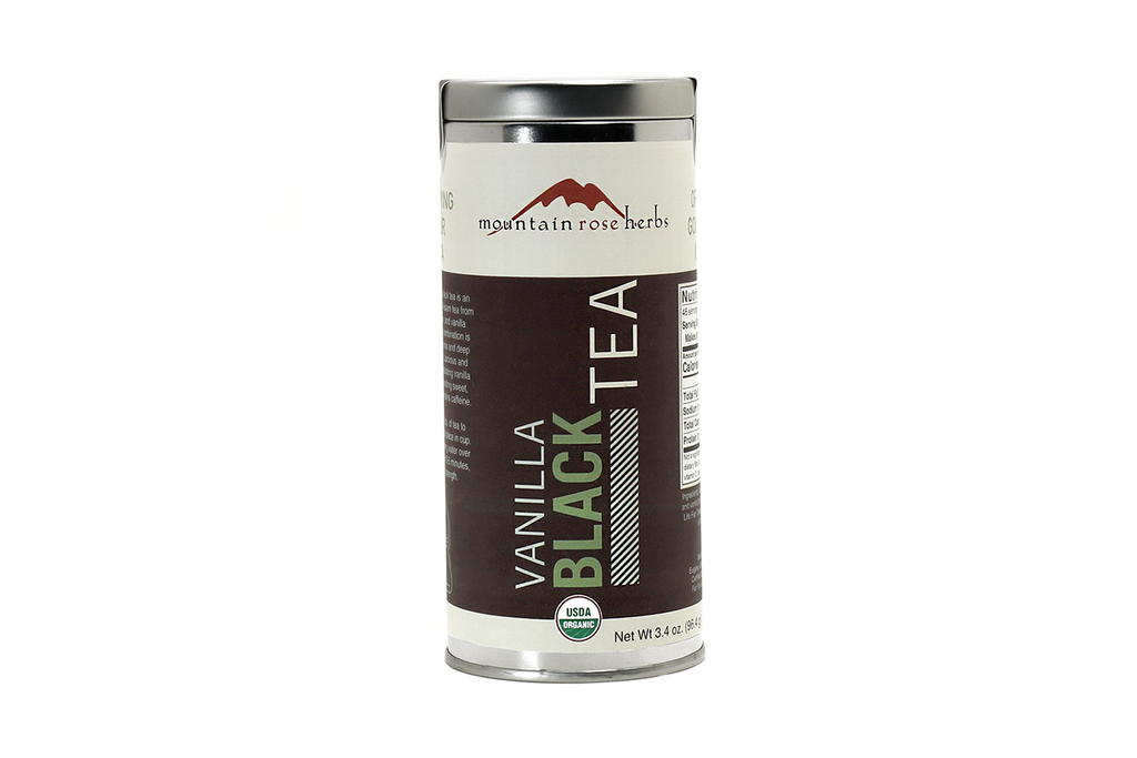 Organic Vanilla Black Tea
