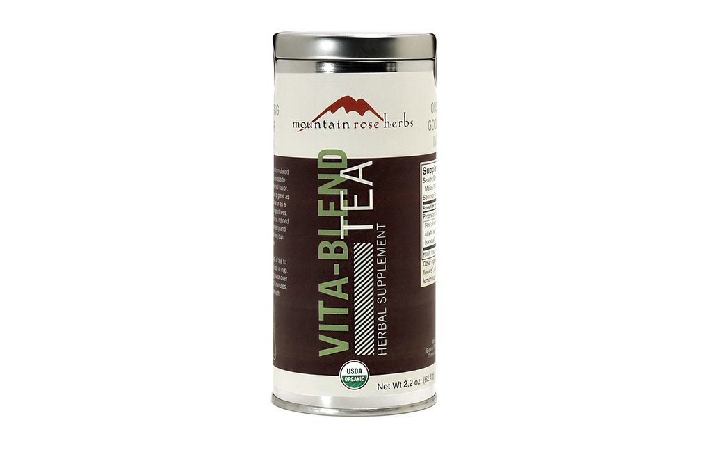 Organic Vita-Blend Tea